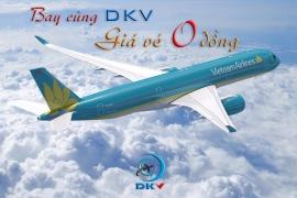 KHUYEN MAI VIETNAM AIRLINES O dong