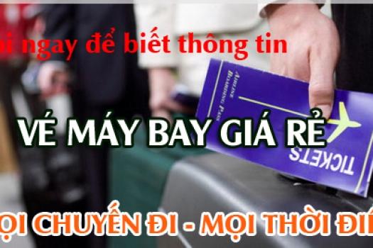 Đặt mua vé máy bay nội địa giá rẻ tại Tổng đài vé máy bay