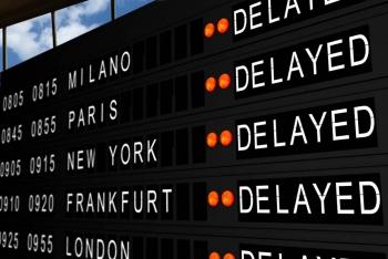 Chuyến bay bị hoãn - Làm gì